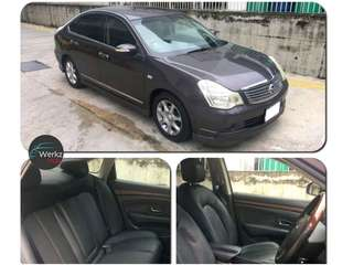 Nissan Sylphy 2.0 Auto