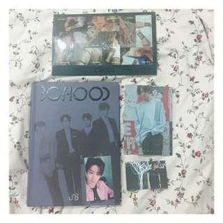 [WTT/WTS] UNB Boyhood Album