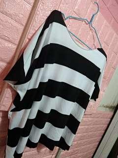 🚚 格子衣服(白)