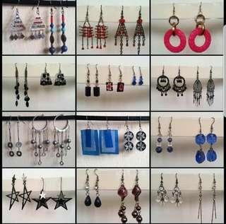(CLEARANCE) Earrings Sale