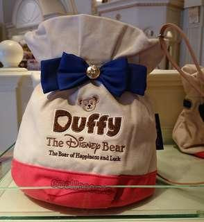 香港廸士尼經典限定海軍Duffy水桶袋