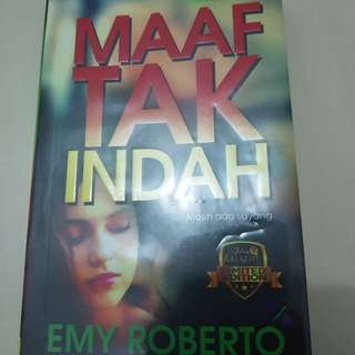 Maaf tak indah(limited edition)
