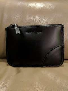 COMME des GARCONS Very Black Line purse wallet CDG