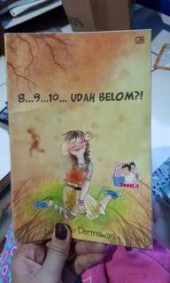 [1POST BANYAK BUKU-CLEARANCE SALE] ALL NOVEL @15K
