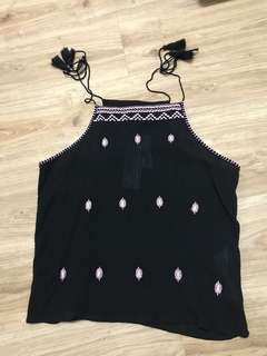 BNew Cotton On Boho Top