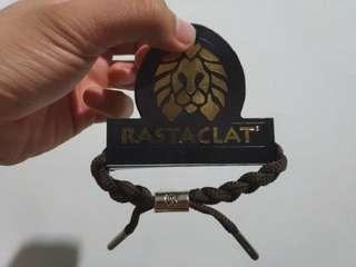 Rastaclat - brown color