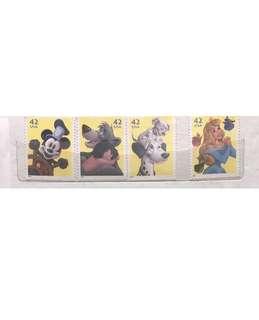 Disney 郵票