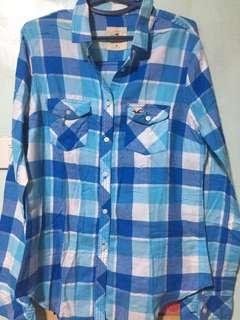 Pre-loved Hollister Flannel Shirt