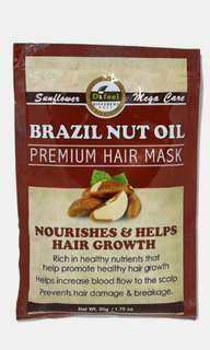 🚚 BN PREMIUM BRAZIL NUT OIL HAIR MASK