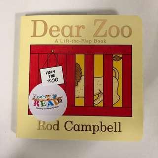 2007 Dear Zoo - Rod Campbell (A Lift-the-Flap Book)