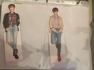Wanna One Standees