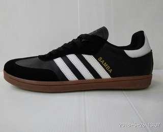 Adidas Samba Hitam