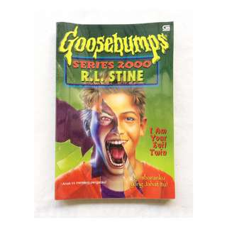 Preloved Goosebumps Series 2000: I Am Your Evil Twin
