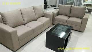 Sofa 32 sama meja minimalis