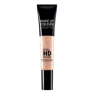 Make Up For Ever Ultra HD Soft Light Liquid Highlighter in 20