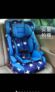 🚚 兒童安全座椅-坐式-全新-9個月到12歲使用