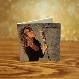 "Mariah Carey - Vision of Love 3"" CD Single"