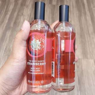 the body shop body mist