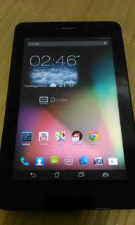Asus 7inch tablets●16grom●phone/wifi