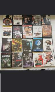 DVD Best English Movies