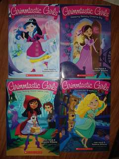 Grimmtastic Girls Bundle of 4