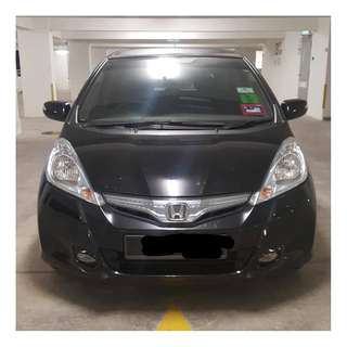 HONDA JAZZ HYBRID(A) 2014 CONTINUE LOAN