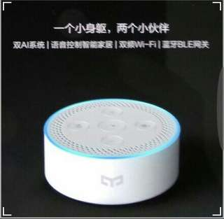 Mijia Yeelight VoiceAssistant Smart Home Controller and AI Speaker