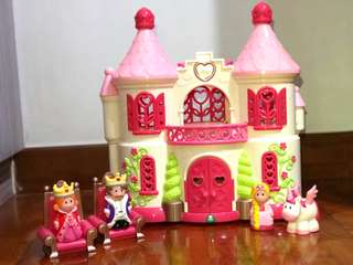 ELC Happyland Fantasy Palace Playset