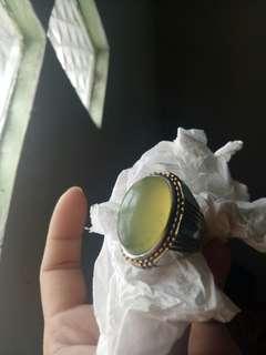 Batu cincin serventin aceh