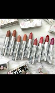 Kylie silver bullet lipstick