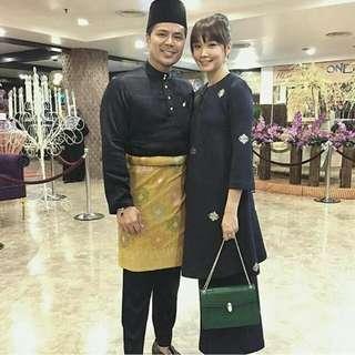 Rizalman kurung Pahang