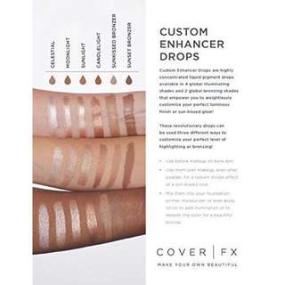 Cover fx enhancer/Highlighter