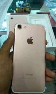 Apple iPhone 7 32Gb Rose New Kredit Proses Cepat