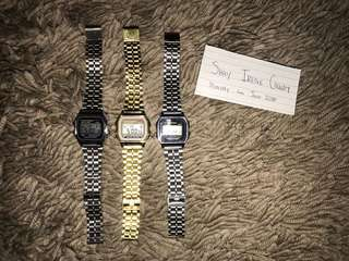 Rep casio watches