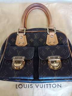Louis Vuitton Boston Handbag