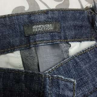 Kenneth Cole Staight Cut Jeans