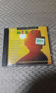 Souvenirs From Mexico  (1992 cd)