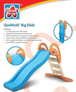 Baby Slide indoor/outdoor