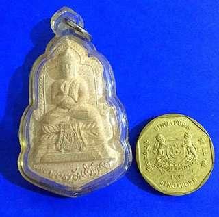 Phra DharmaChakra Buddha & Devas Amulet Mass chanting ceremony