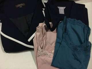 Bundle#1- Set of 4 Large / Size 12 Clothes Joe Fresh / Jessica