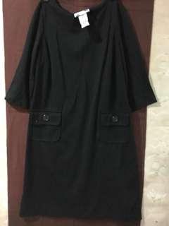Lily XL or 1X Black Dress Plus Size