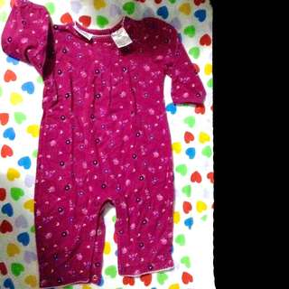 PL romper for baby