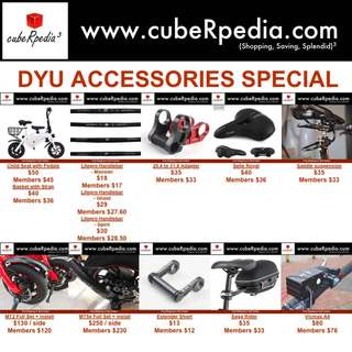 Great Singapore Sales for DYU accessories