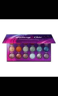 BH cosmetics galaxy chic eyeshadow