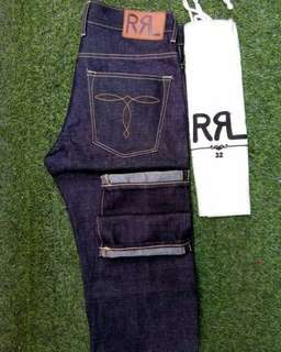 Polo Ralph Lauren selvedge