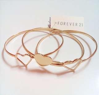 Forever 21 Bangels