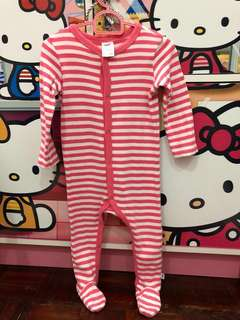 [lelong] 4 pcs Jumpsuit Sleepsuit