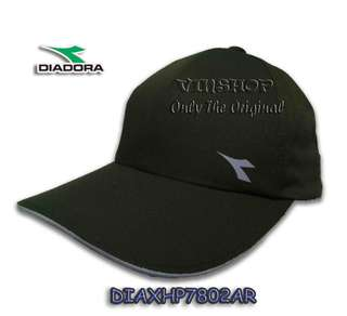Topi DIADORA CANVAS CAP, Army. DIAXIP7802AR. 100%Original