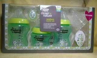 Reprice Tommee Tippee Starter Kit ( green)
