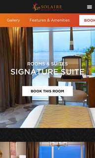 Solaire Hotel Stay